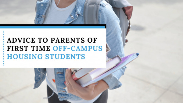 Advice to Parents of First Time Off-Campus Housing Students in Bozeman